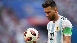 Messi reflexionó sobre cómo se vive el fútbol argentina