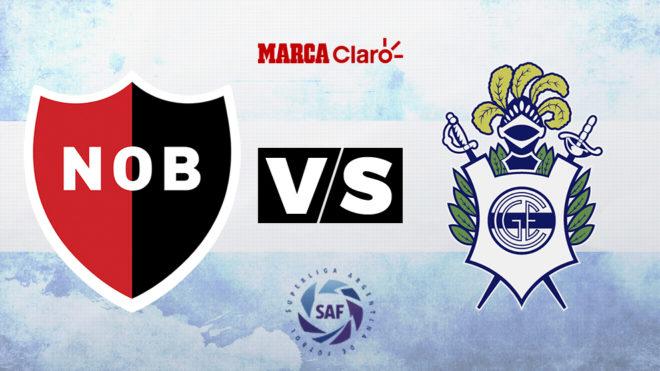 Newell's vs Gimnasia La Plata: Horario y dónde ver en TV online el...