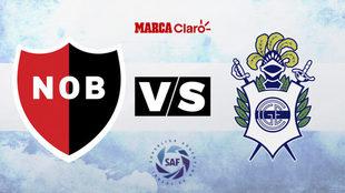 Newell's vs Gimnasia La Plata: Horario y dónde ver en TV online...