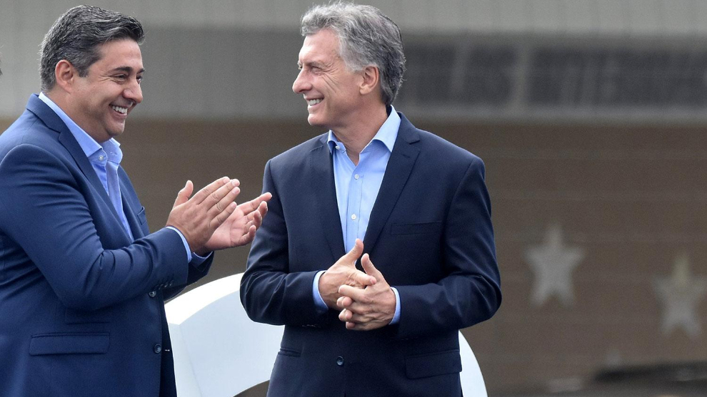 Daniel Angelici y Mauricio Macri definirán la lista del oficialismo