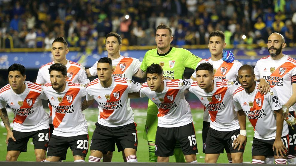 El Millonario quiere prenderse en la Superliga.