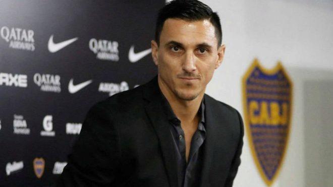 Nicolás Burdisso.