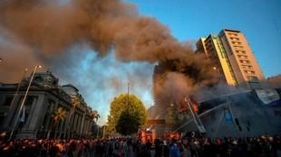 Suspenden otra fecha en Chile por las protestas y sigue la duda con la...