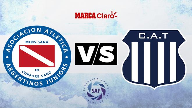 Argentinos Juniors vs Talleres: Horario y dónde ver en TV online el...