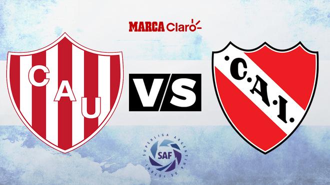 Unión vs Independiente: Horario y dónde ver en TV online el partido...