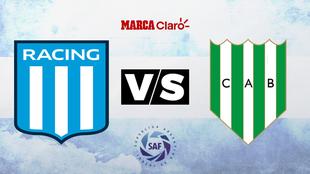 Racing vs Banfield: Horario y dónde ver en TV online el partido de...