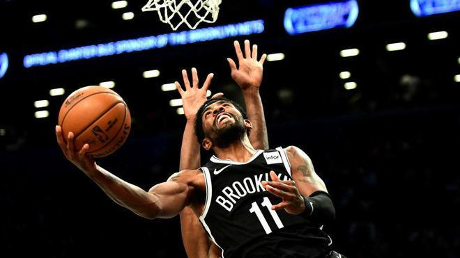Los Nets empiezan a dudar de la capacidad de liderazgo de Kyrie Irving