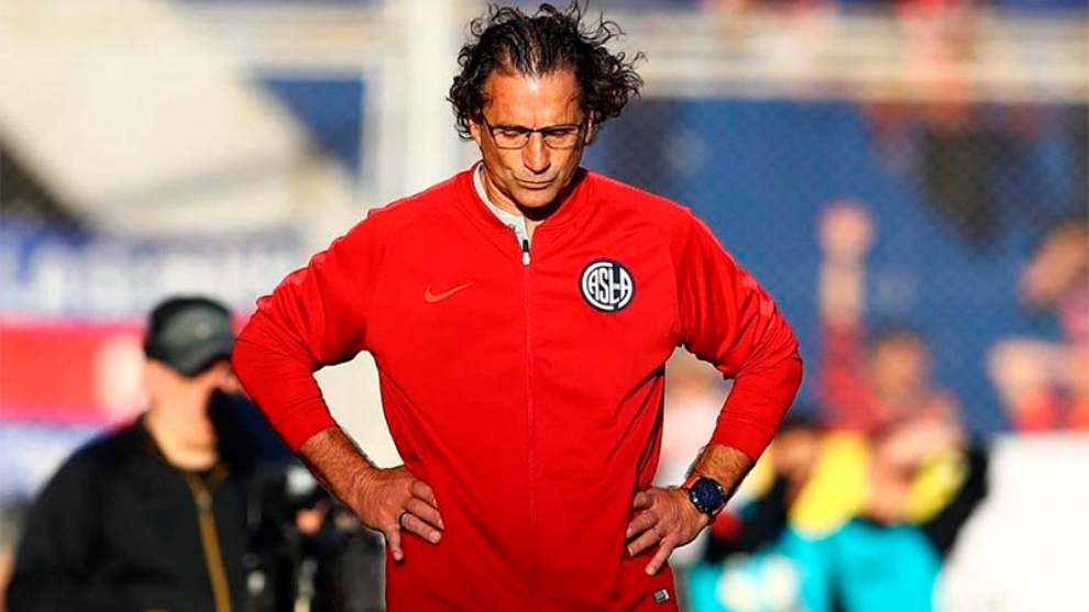 Pizzi se despidió de los hinchas de San Lorenzo
