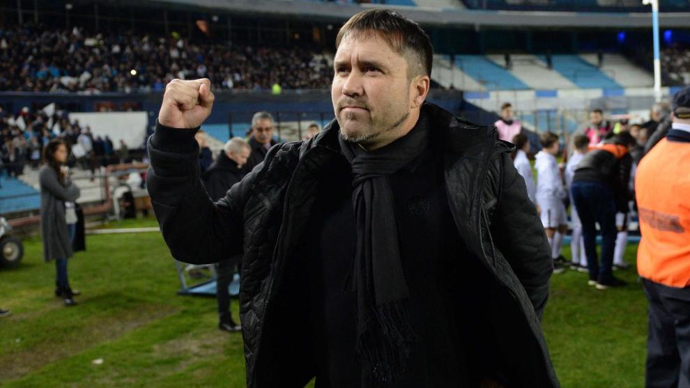 Coudet habló sobre su posible ida a Inter de Porto Alegre