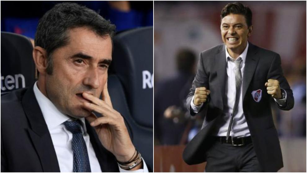 Valverde se puede ir y Barcelona quiere a un técnico para Messi