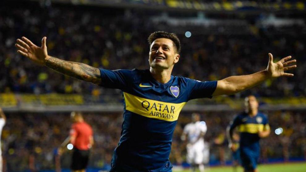 Mauro quiere estar contra Vélez.