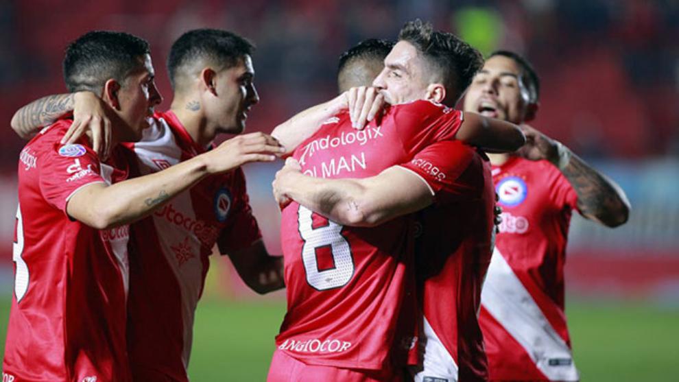 Defensa y Justicia vs Argentinos Juniors resumen y resultado del partido - Marca Claro Argentina