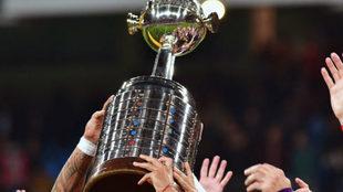 Comienza la fase de grupos de la Libertadores.