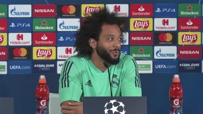 """Marcelo: """"A veces no hay respeto, pero una crítica te puede motivar..."""