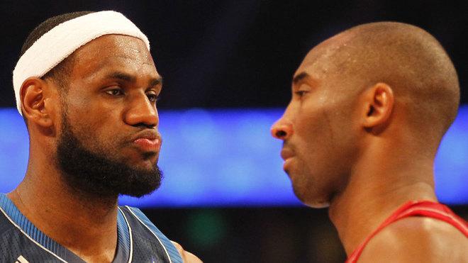 LeBron rompe la leyenda de Kobe Bryant en los Lakers de los 3.573...