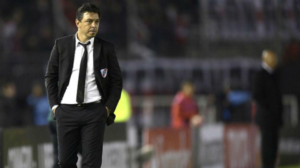 Marcelo Gallardo, apuntado por el Barcelona