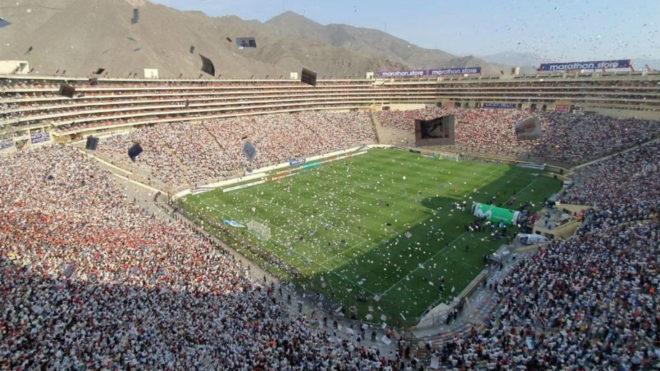 Estadio Monumental de Lima
