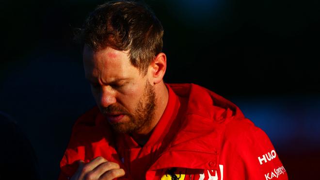 """""""Vettel no es un digno tetracampeón mundial"""""""