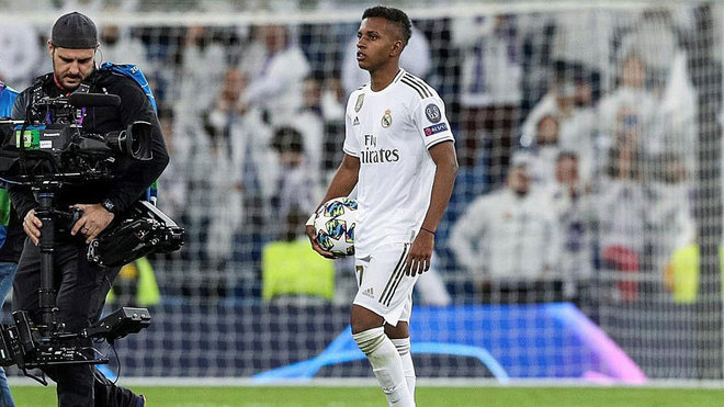 El Liverpool estuvo cerca de quitar a Rodrygo al Real Madrid