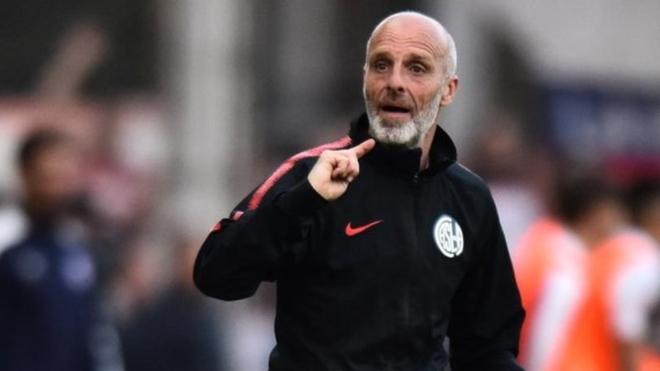 Diego Monarriz seguirá como entrenador de San Lorenzo