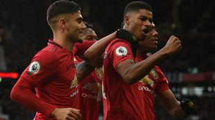 El United sigue sumando en la Premier