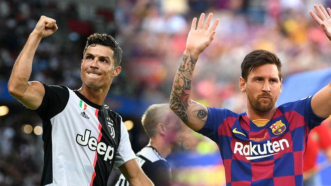 """Altafini: """"Cristiano hace años que no regatea, no es como Messi""""."""