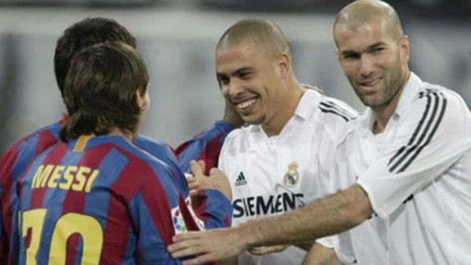 La única vez que Leo Messi pidió cambiar una camiseta.