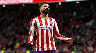 Diego Costa se acerca al quirófano y estaría tres meses de baja