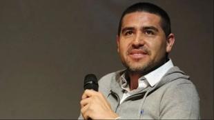 Juan Román Riquelme, ídolo y referente en Boca.