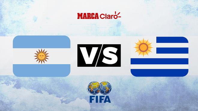 Argentina vs Uruguay: Horario y dónde ver en TV online el amistoso de...