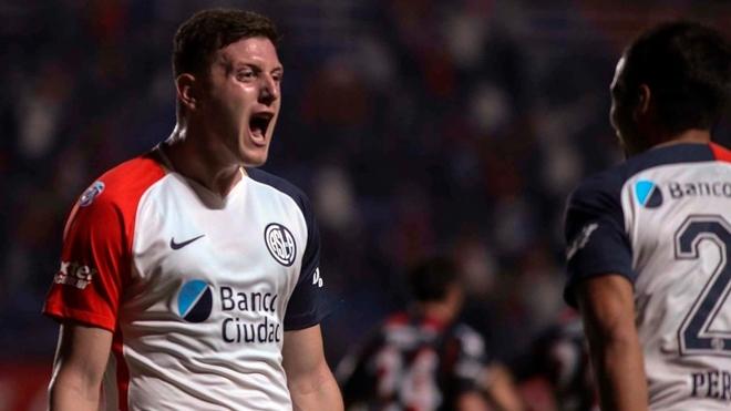 ¿Milan prepara una oferta millonaria por Adolfo Gaich? - Marca Claro Argentina