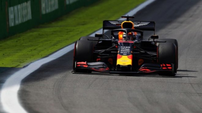 Verstappen gana en un cierre espectacular en Interlagos
