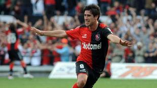 Pablo Pérez, uno de los deseos de Newell's.