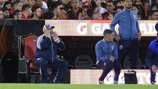 Newell's y el sillón que le dio a Maradona.