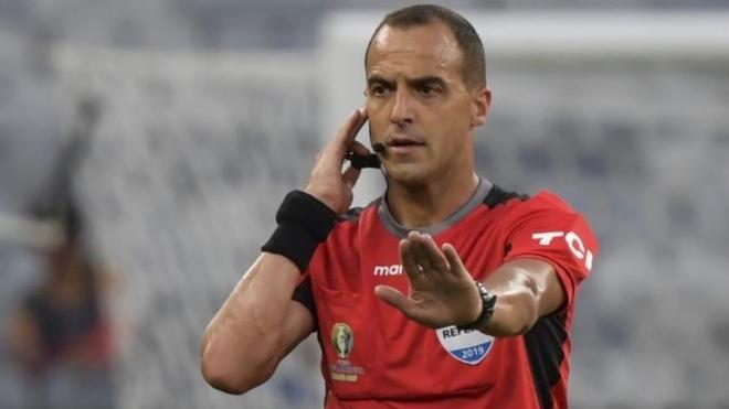 Esteban Ostojich, designado nuevo árbitro responsable del VAR.