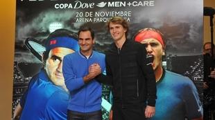 Roger Federer vs Alexander Zverev: Horario y dónde ver en TV online...