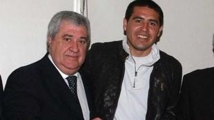 Riquelme será vicepresidente de Ameal.