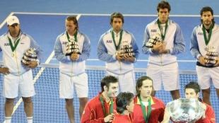 Copa Davis: ¿Cómo está el historial entre Argentina y España?