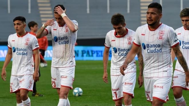 Superliga y una durísima sanción a Huracán por una deuda con Godoy...