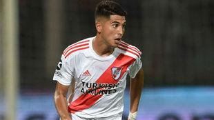 Palacios jugará su segunda final de Copa Libertadores, con tan solo...