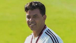 Marcelo Gallardo busca su tercera Copa Libertadores