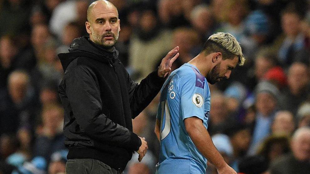 El Manchester City remonta ante el Chelsea... pero Agüero se retira ...