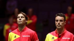 Bautista regresa a Madrid para unirse al equipo español