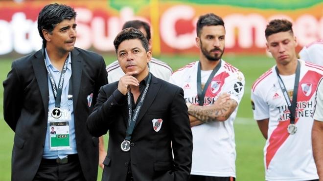 Los cambios de Marcelo Gallardo ante Flamengo, en la mira