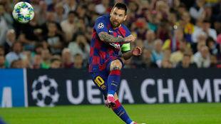 Leo va por su gol 700.