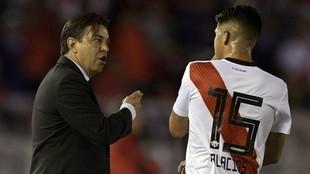 """Marcelo Gallardo: """"No sé cuál fue el apuro por vender a..."""