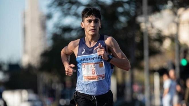Eulalio Muñoz consigue su clasificación a Tokyo 2020