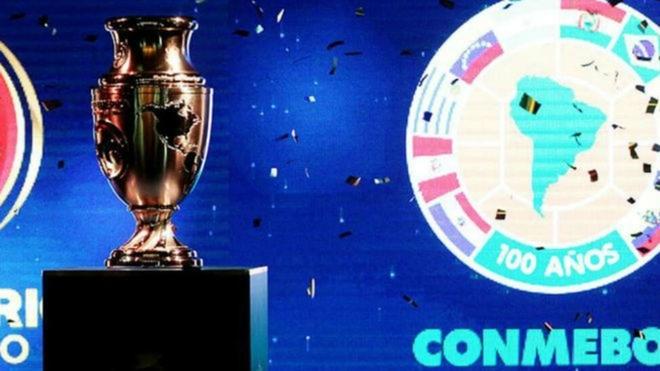 Sorteo Copa América 2020, en vivo y en directo