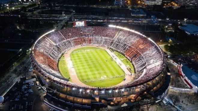 Cambio de último momento en los estadios argentinos para la Copa...