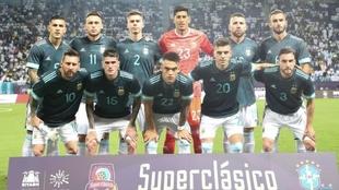 Argentina debutará ante Chile en la Copa América 2020
